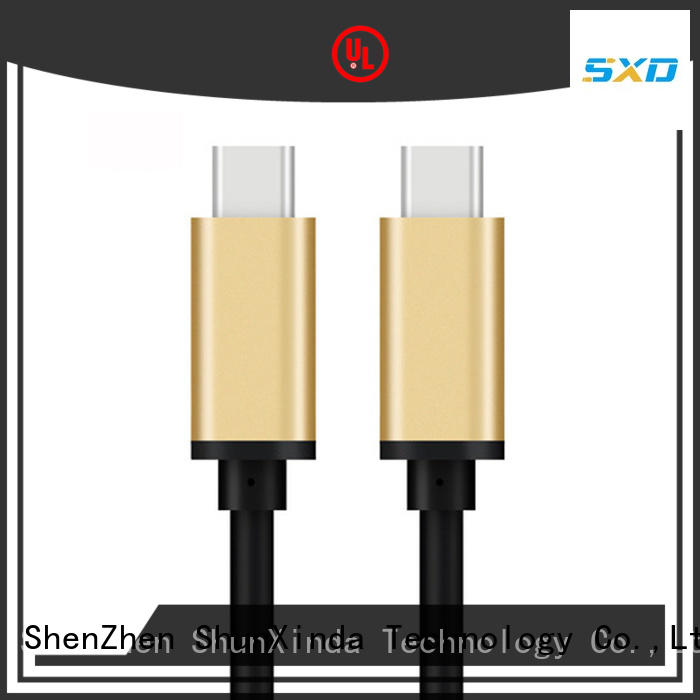 Custom cable usb c shape supply for indoor