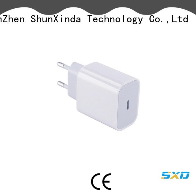 ShunXinda eu usb fast charger for sale for car