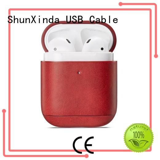 fashion silicone airpods case for business for airpods