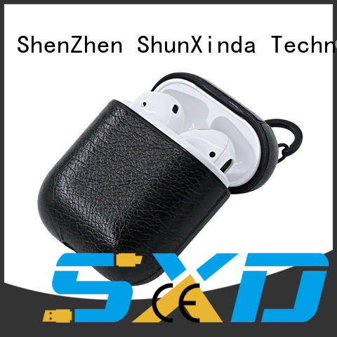 ShunXinda Top wireless charging case for sale for apple airpods