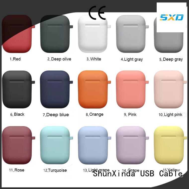 ShunXinda apple airpods case cover for business for airpods
