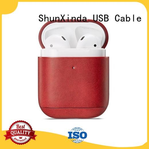 ShunXinda Top wireless airpods case for sale for earphone