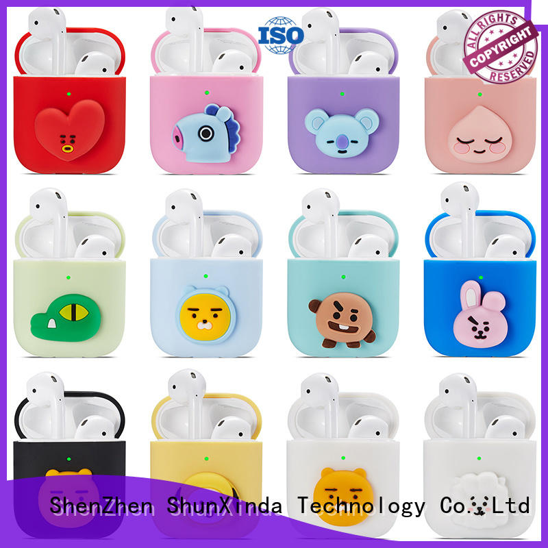 Custom apple airpods case cover company for airpods