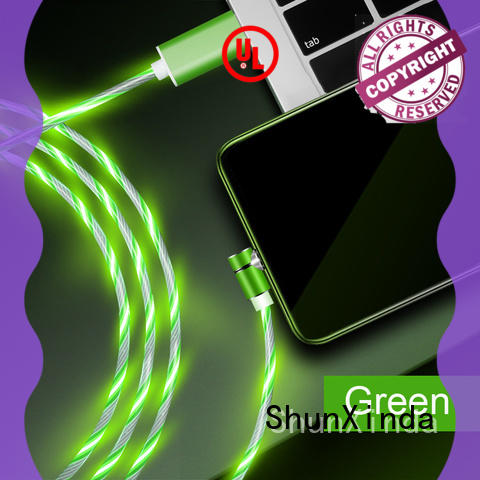 ShunXinda portable usb cable with multiple ends suppliers for home