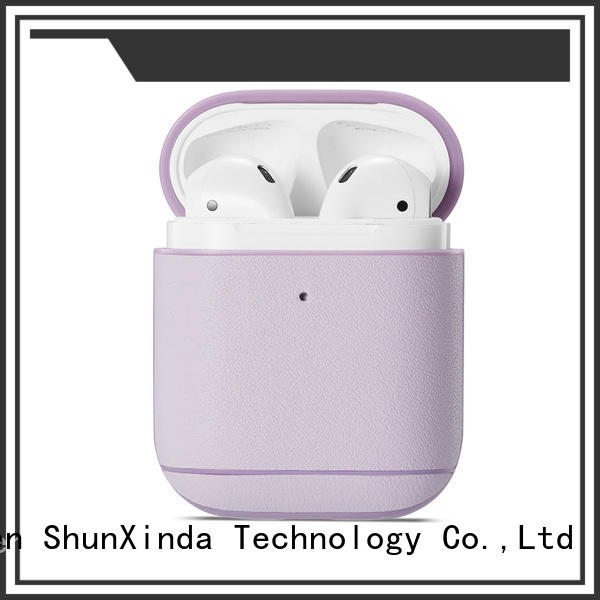 ShunXinda silicone airpods case for business for apple airpods