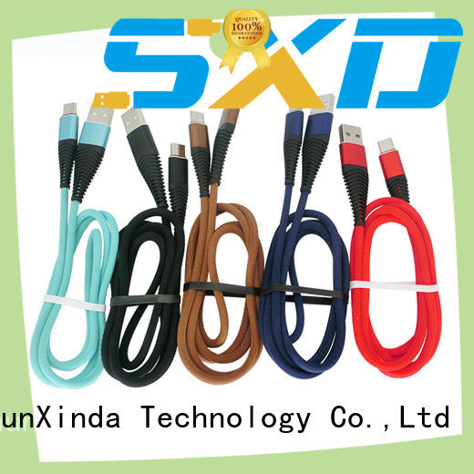 High-quality short usb c cable colorful supply for indoor