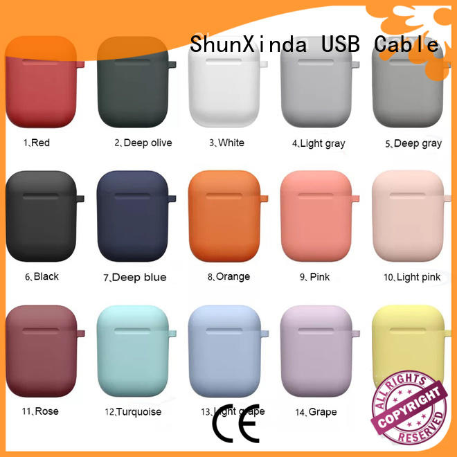 high quality airpods case cover suppliers for earphone