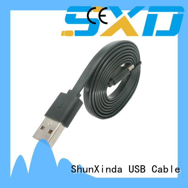 customized cable usb micro usb fabric company for indoor