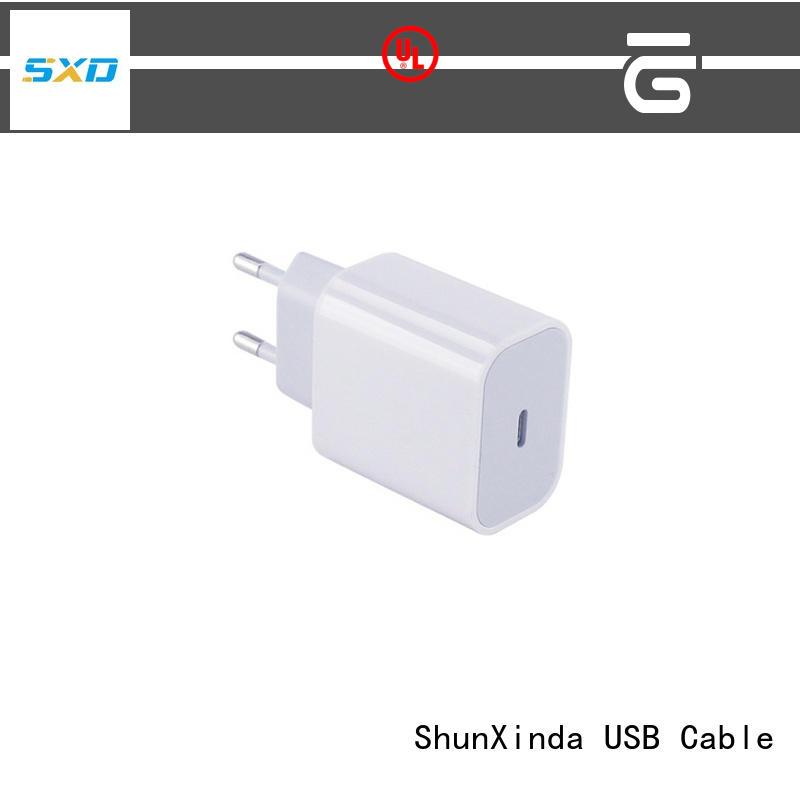 ShunXinda universal usb fast charger supply for home