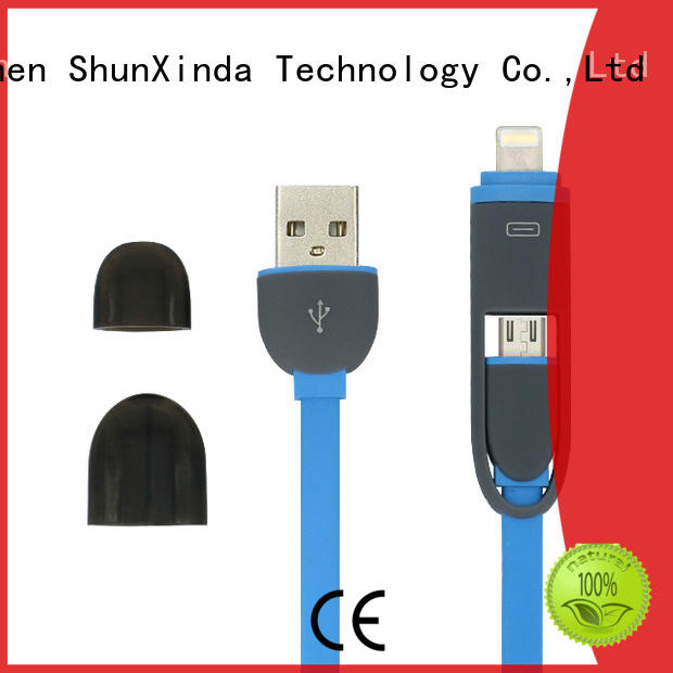 ShunXinda fast magnetic usb cable cord station