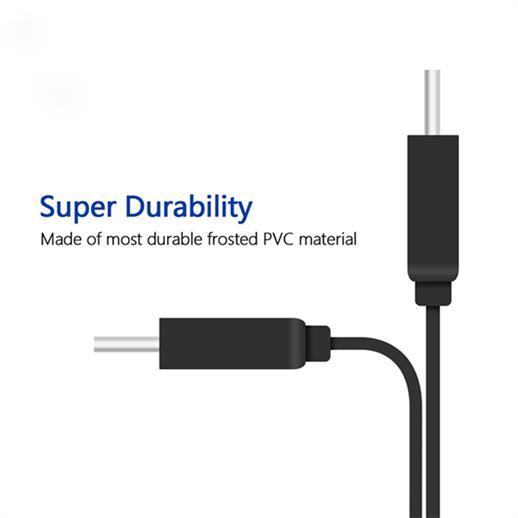 ShunXinda -Tpe Flat Short Micro Usb Data Cable