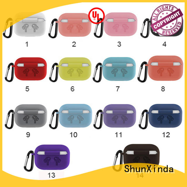 ShunXinda durable airpods case protection supply for charging case