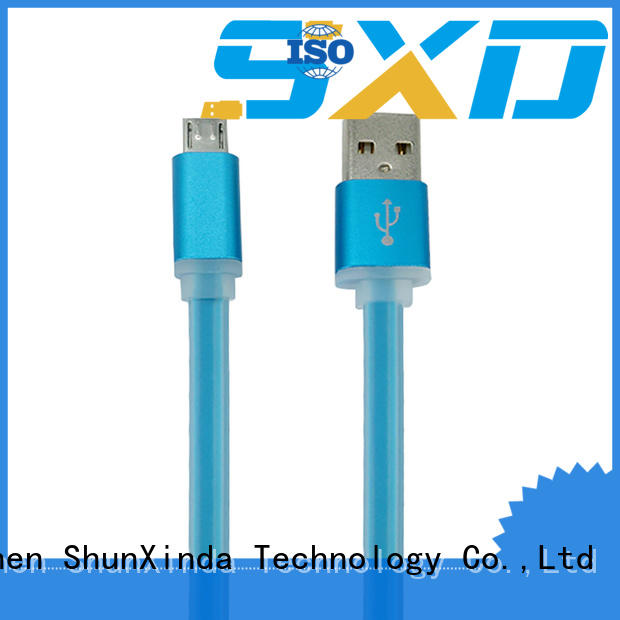 ShunXinda usb micro cable usb xiaomi home