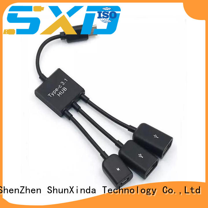 ShunXinda Custom multi phone charging cable for business for indoor