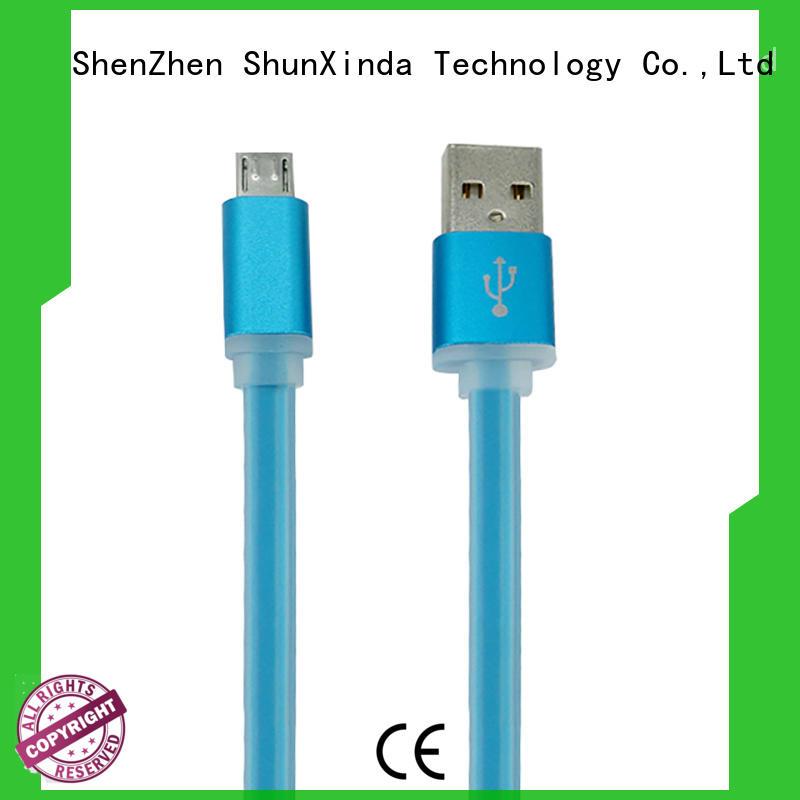 ShunXinda quality cable usb micro usb factory for home