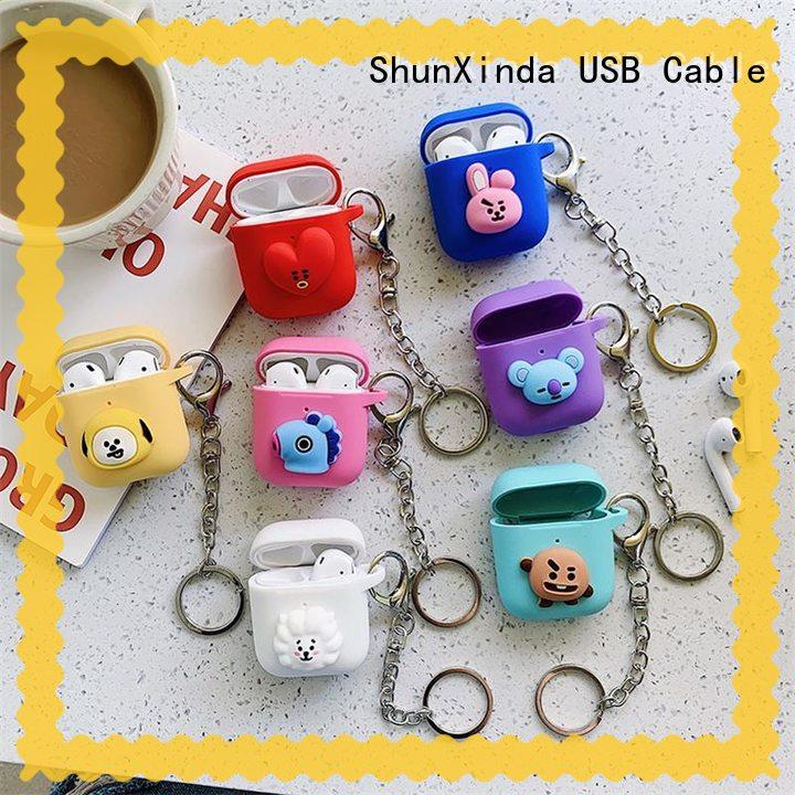 ShunXinda airpods charging case for sale for earphone
