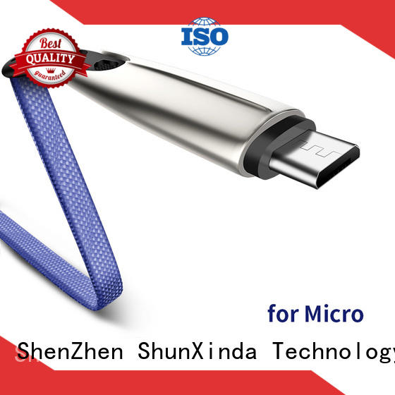 high quality usb to micro usb fabric company for home