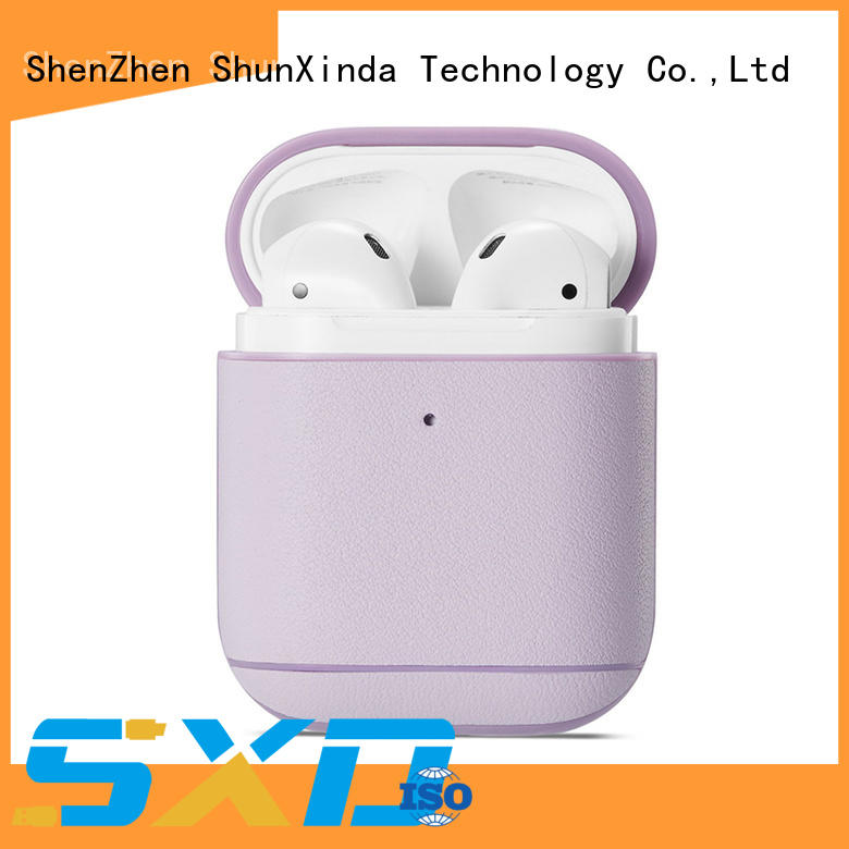 ShunXinda wireless charging case supply for airpods