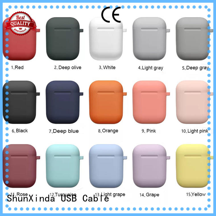 ShunXinda full protective airpods case protection for sale for apple airpods