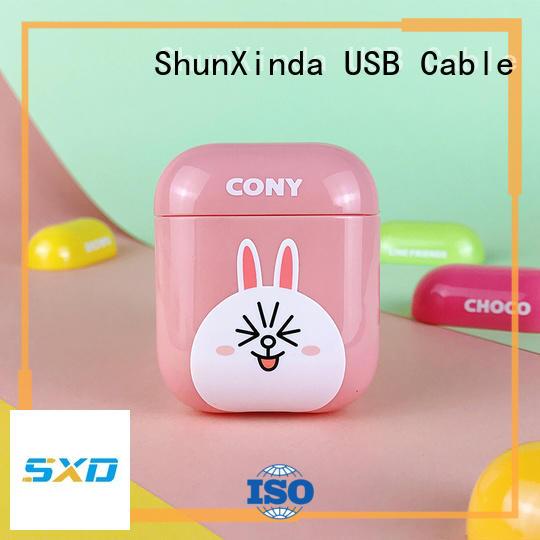 ShunXinda comfortable wireless airpods case supplier for earphone