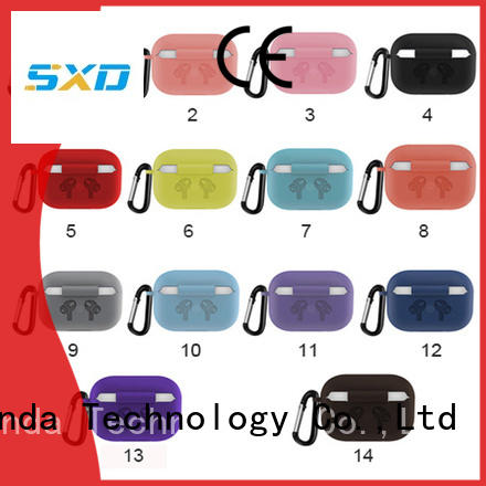 ShunXinda airpods case cover factory for earphone
