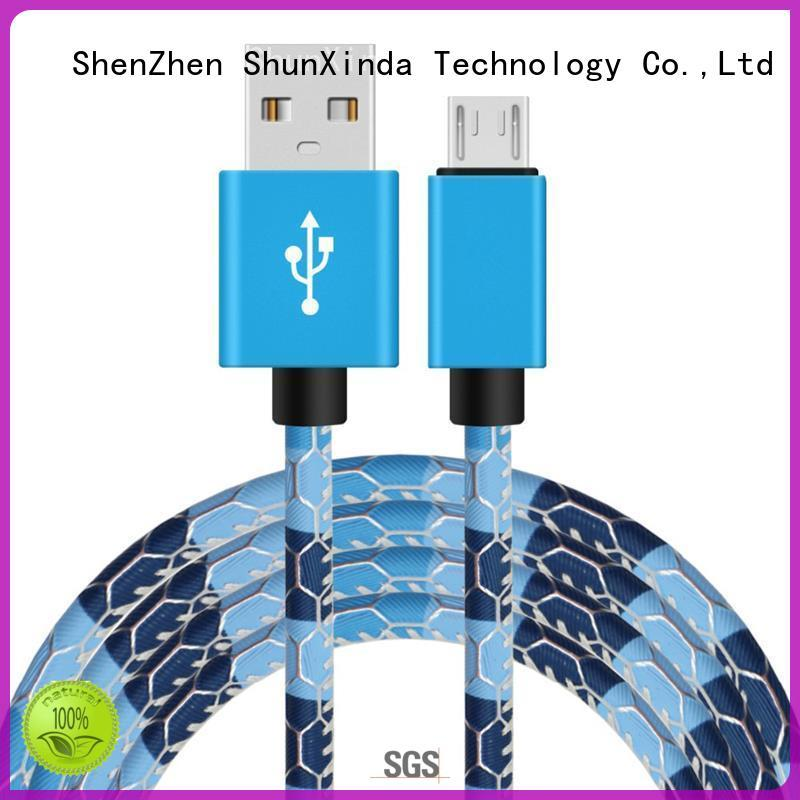 ShunXinda Best micro usb to usb manufacturers for indoor