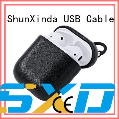 ShunXinda silicone airpods case manufacturers for charging case