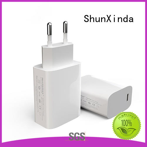 ShunXinda wall usb fast charger for business for indoor
