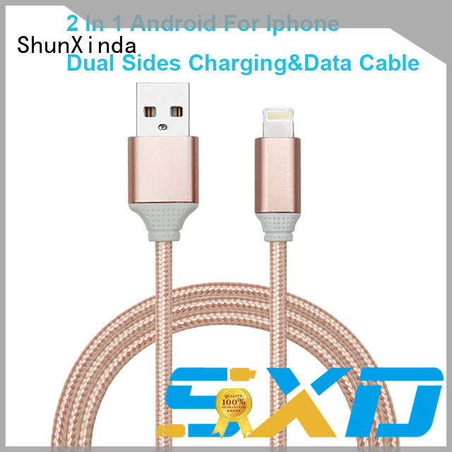 ShunXinda Wholesale multi device charging cable company for car