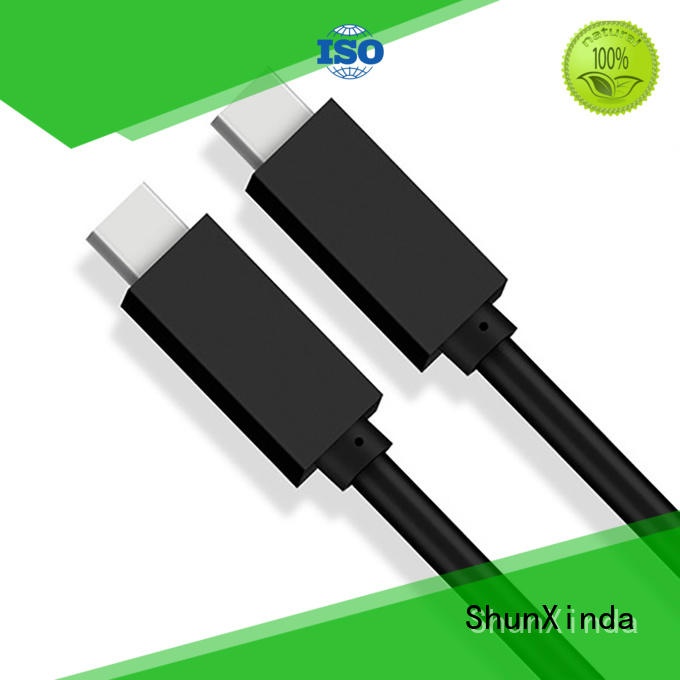 ShunXinda fast cable usb c factory for indoor