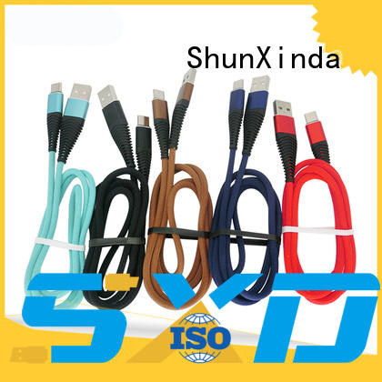 cable usb fast charger data indoor ShunXinda