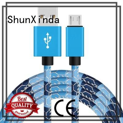 ShunXinda charging cable micro usb factory for home