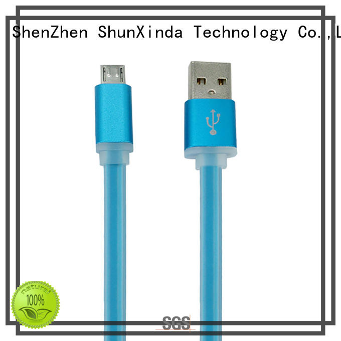 ShunXinda metal micro usb to usb manufacturers for indoor