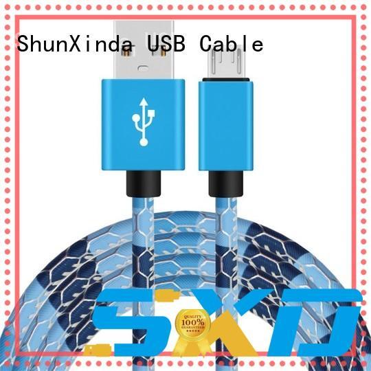 flat cable usb micro usb quality station ShunXinda