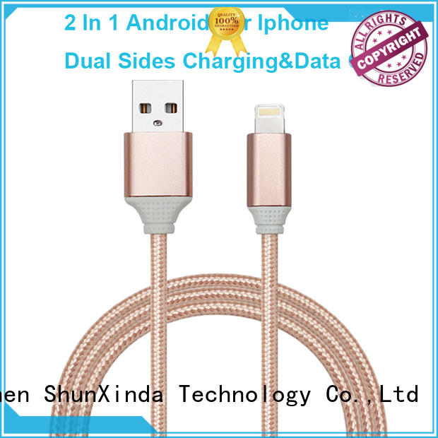 charging cloth multi charger cable magnetic ShunXinda