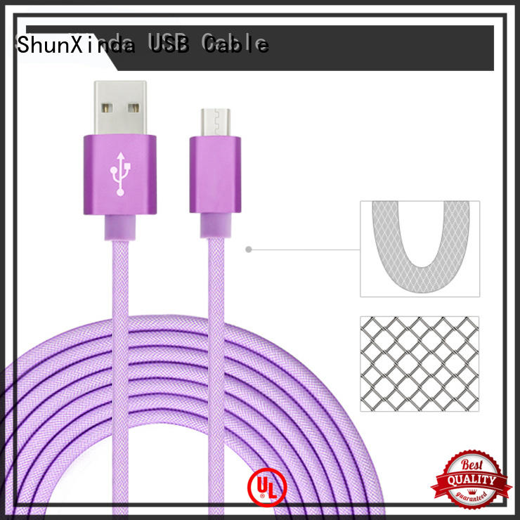 details usb data cable wholesale for indoor ShunXinda