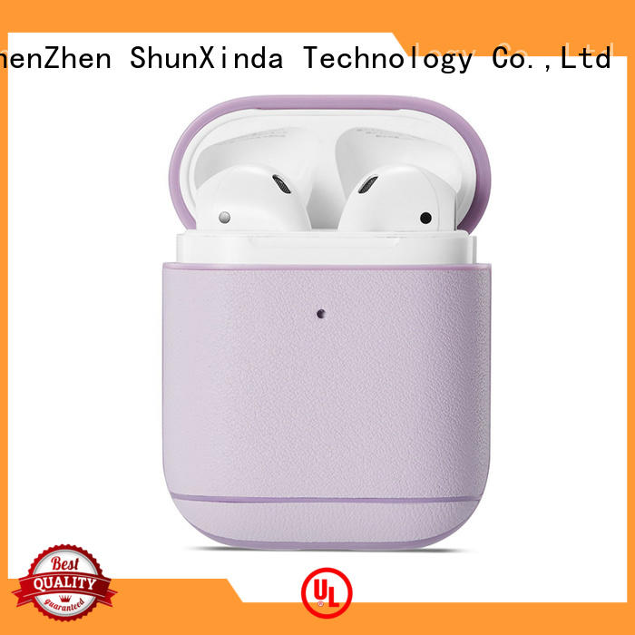 ShunXinda Custom wireless charging case for business for airpods