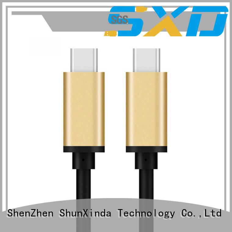 ShunXinda charging short usb c cable company for indoor