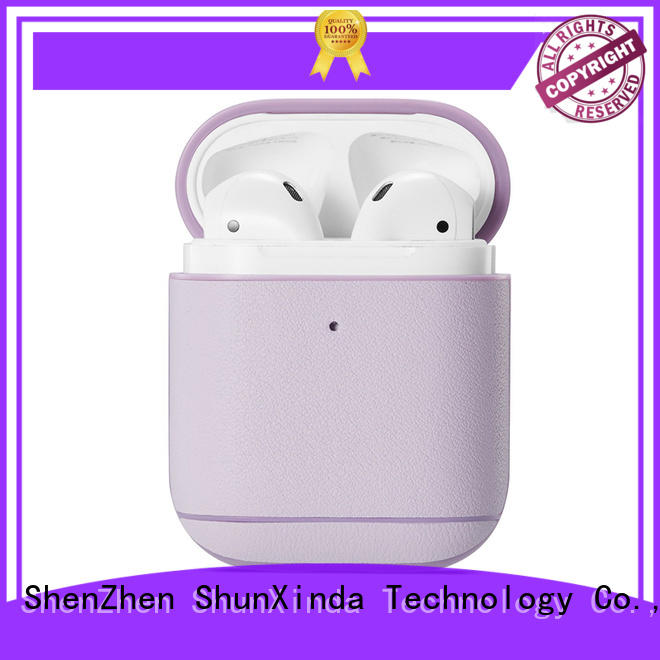 ShunXinda fashion airpods case protection suppliers for earphone