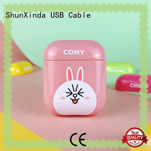 ShunXinda fashion airpods case cover company for charging case