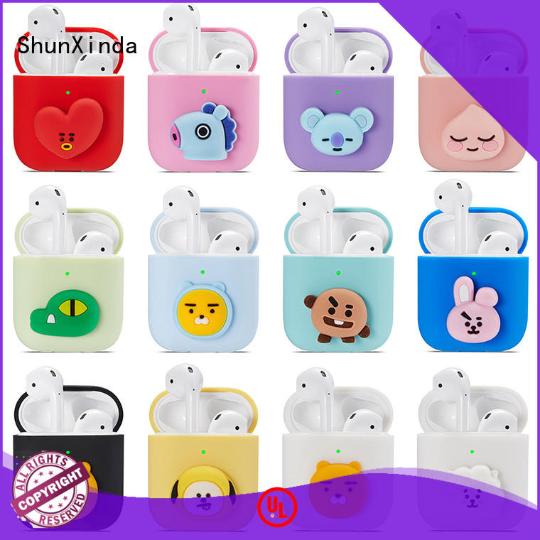High-quality airpods charging case supply for earphone