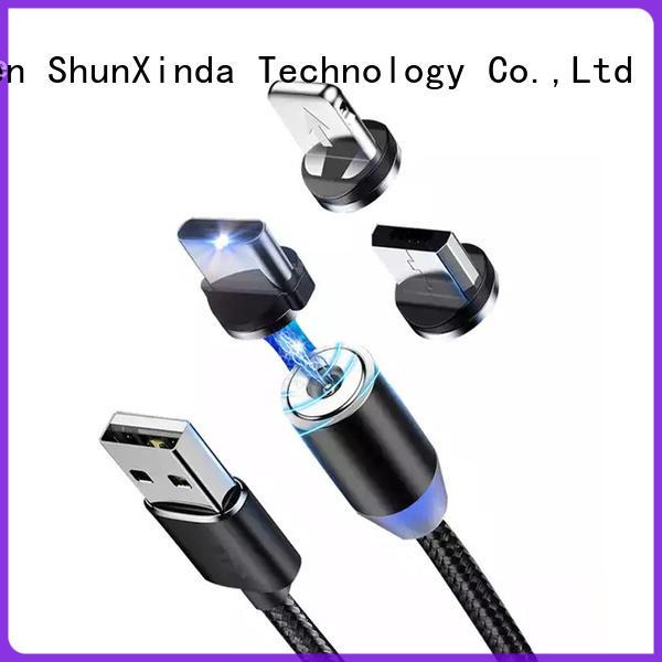 ShunXinda online multi phone charging cable manufacturers for car
