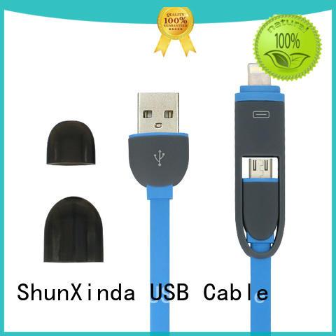 retractable charging cable functional pin Bulk Buy retractable ShunXinda