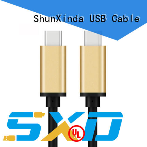 ShunXinda macbook apple usb c cable for sale for indoor