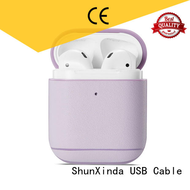 ShunXinda Wholesale airpods case protection company for apple airpods