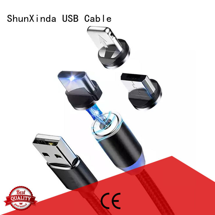 ShunXinda gift multi phone charging cable for business for indoor