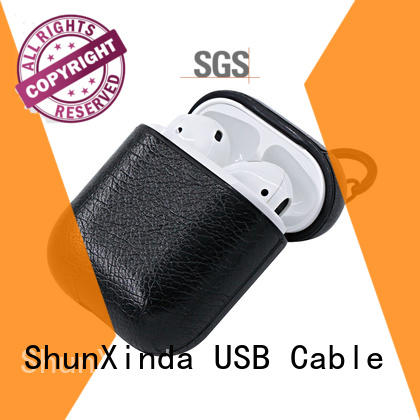 ShunXinda New silicone airpods case factory for apple airpods