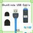 retractable charging cable retractable functional nylon Warranty ShunXinda