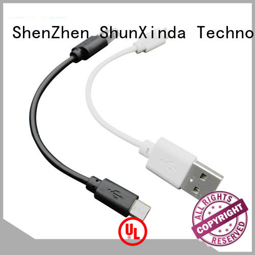 ShunXinda usb Type C usb cable wholesale for home