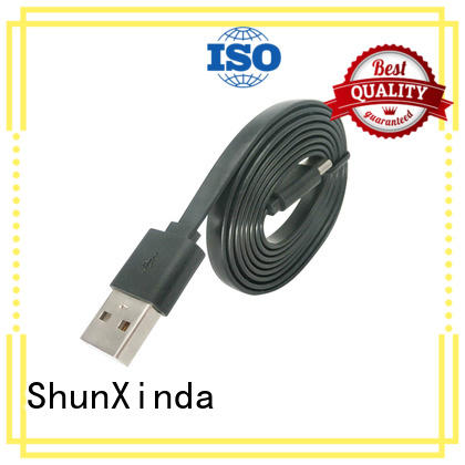 ShunXinda zinc usb to micro usb htc car